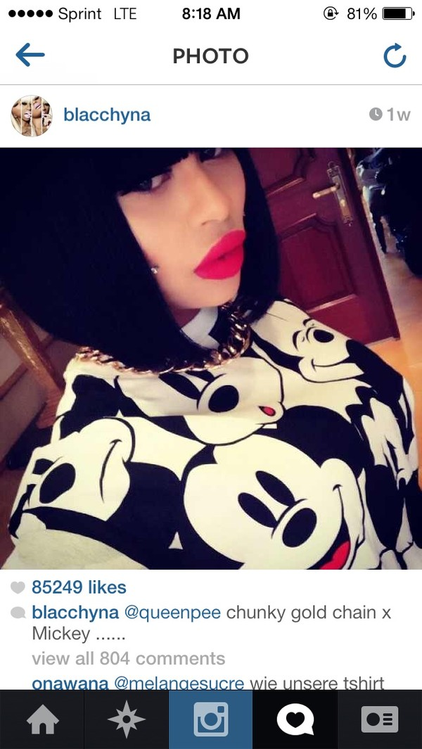 blouse mickey mouse sweater