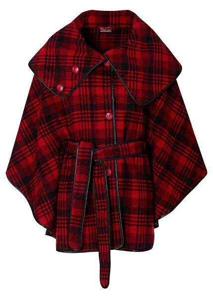Piped cape | Coats & jackets | Womens Clothing | bonprix