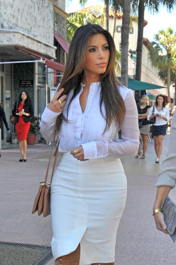 skirt kim kardashian bodycon skirt pencile skirt