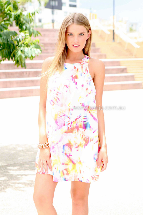 dress fashion ootd ootn women's clothing day dress casual dress xeniaboutique