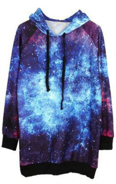 sweater galaxy sweater hoodie coat outa this world
