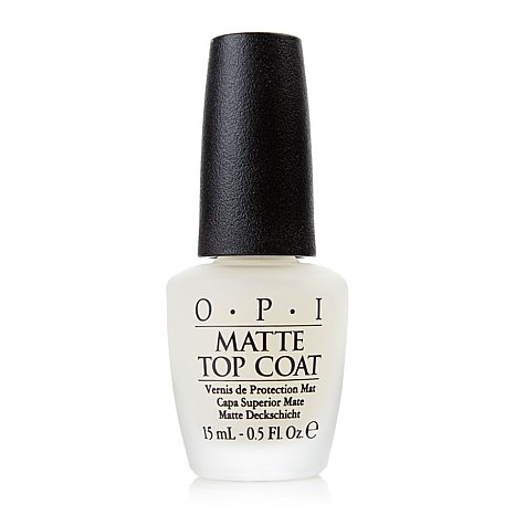 opi matte top coat opi nail lacquer matte top coat hsn 30593