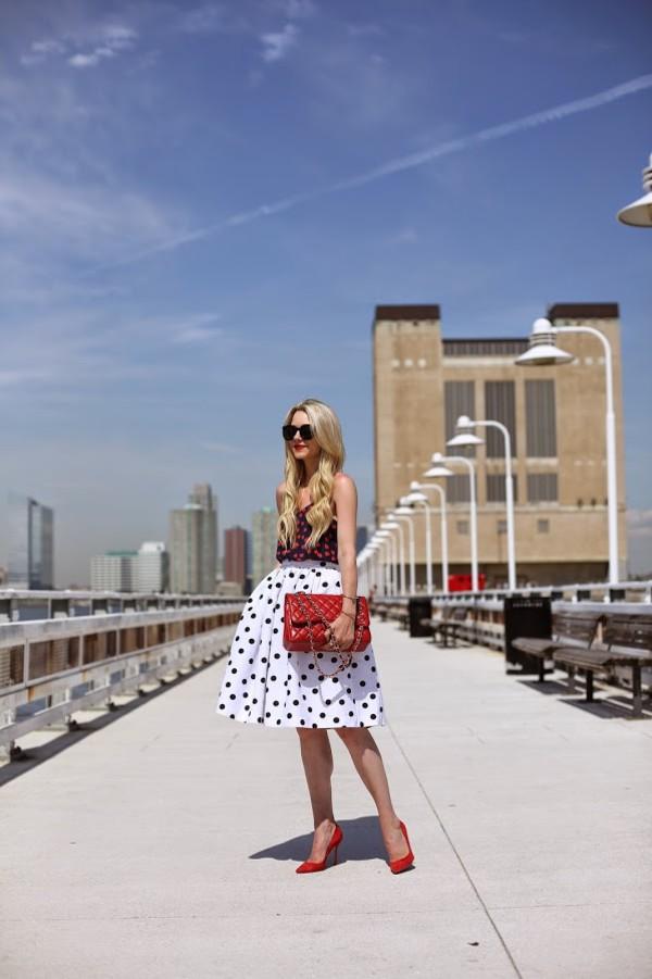 atlantic pacific skirt top shoes bag jewels