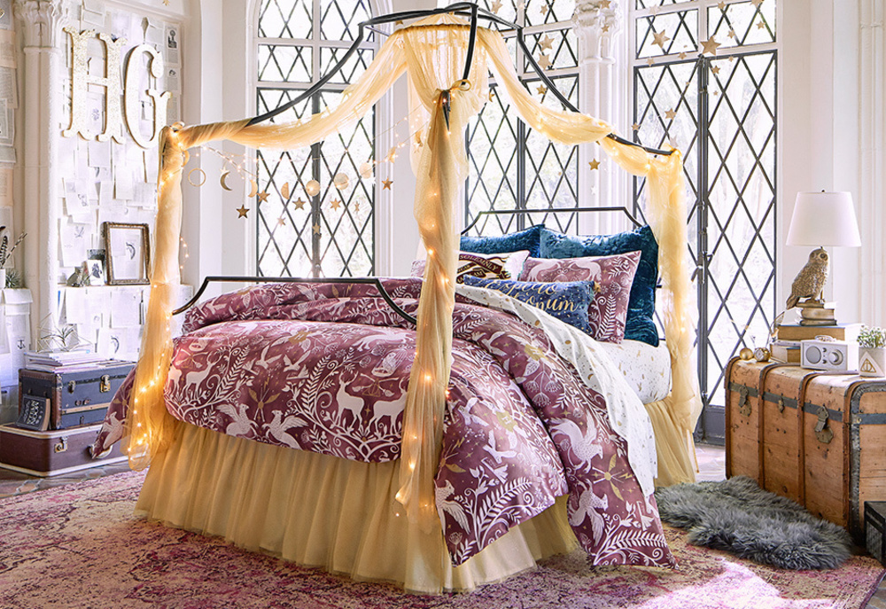 Transform Your Dorm Room Into Hogwarts With This Harry Potter Home  Collection Part 52