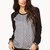Quilted Raglan Sweatshirt | FOREVER21 - 2079274101