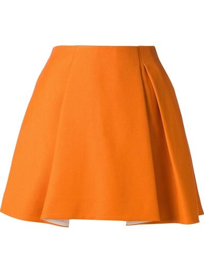 3.1 Phillip Lim Pleated A-line Skirt - Gore - Farfetch.com