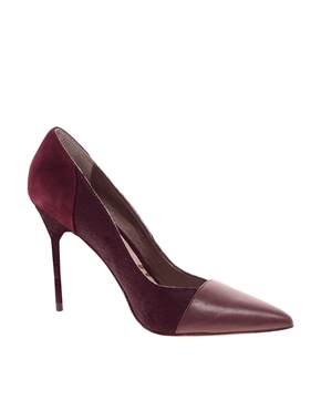 Sam Edelman | Sam Edelman Desiree Pointed Heeled Court Shoes at ASOS