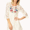 Boho beauty crochet dress | forever21 - 2000070496
