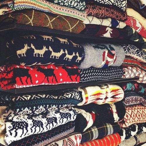 Original Mystery Sweater Winter Perfect by mysterysweaters on Etsy on Wanelo