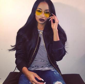 sunglasses yellow tint sexy yellow sunglasses
