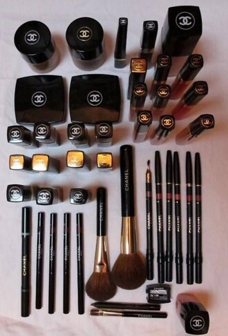 make-up eye makeup lipstick chanel