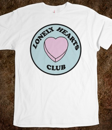 Lonely Hearts Club. - Whatever Major Loser - Skreened T-shirts, Organic Shirts, Hoodies, Kids Tees, Baby One-Pieces and Tote Bags Custom T-Shirts, Organic Shirts, Hoodies, Novelty Gifts, Kids Apparel, Baby One-Pieces | Skreened - Ethical Custom Apparel