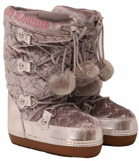 shoes juicy couture snow boots