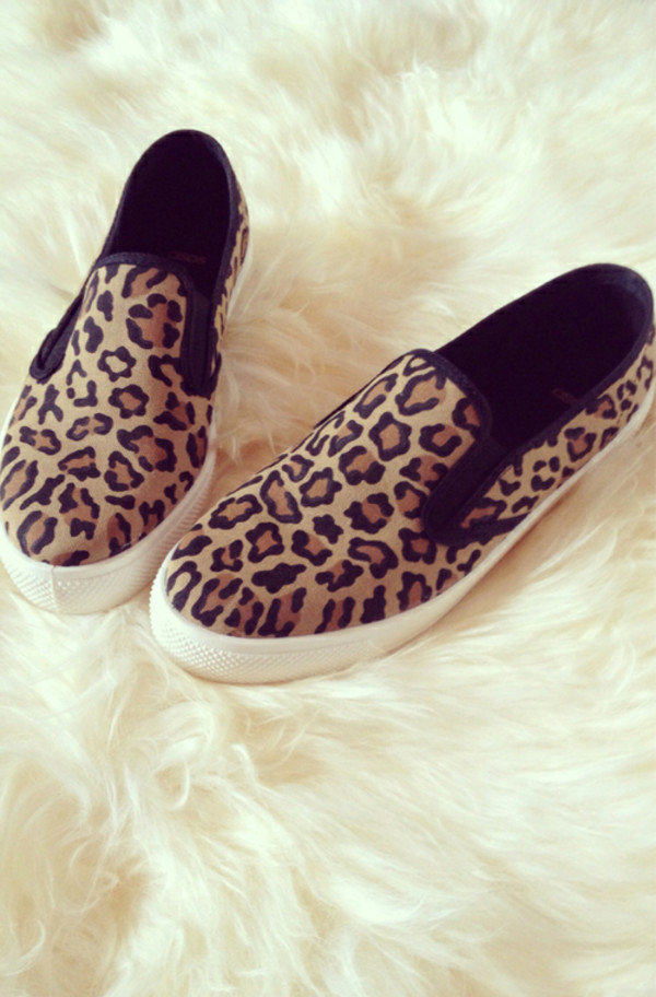 shoes leopard print slip on shoes slip on shoes amazing girl
