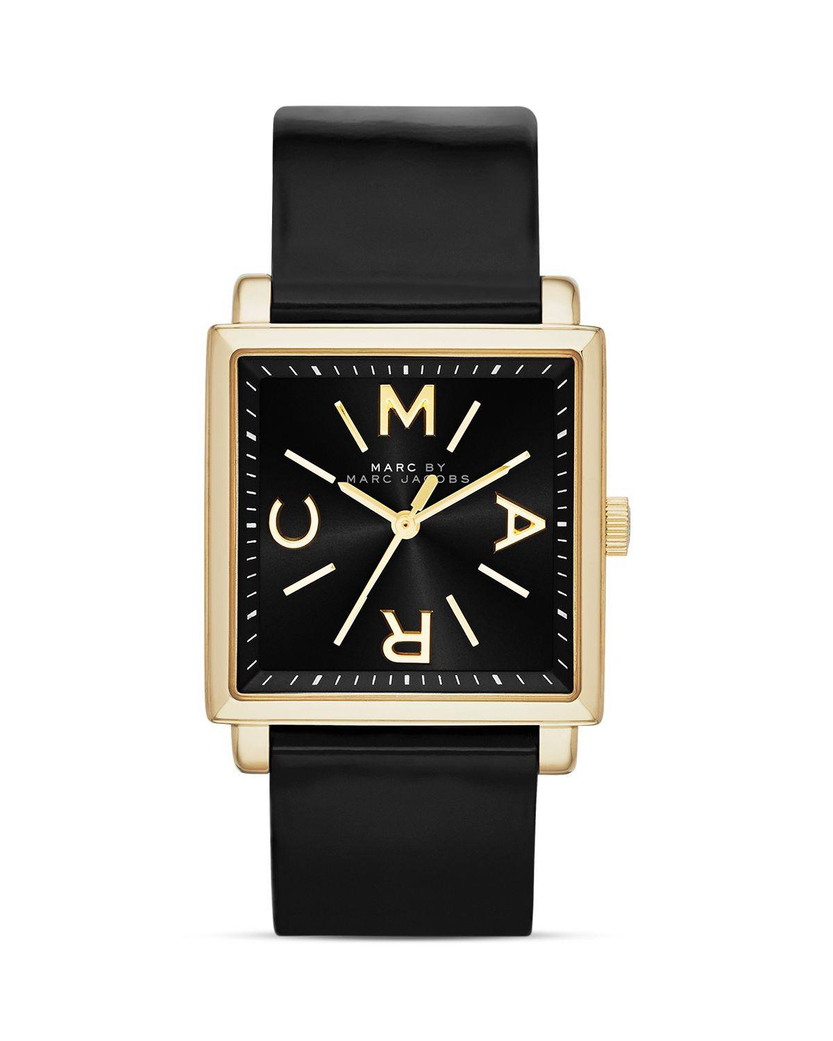 MARC BY MARC JACOBS Truman Strap Watch, 30mm | Bloomingdale's