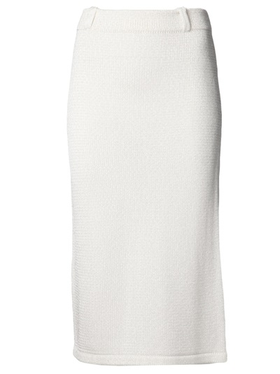 Calvin Klein Collection Knit Skirt - The Webster - Farfetch.com