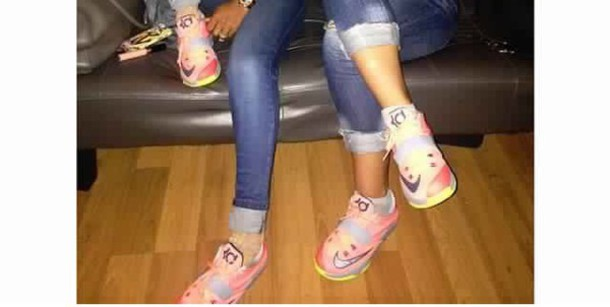 shoes nike kd colorful sneakers nike shoes for women