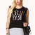 Cray Cropped Muscle Tee | FOREVER21 - 2000050729