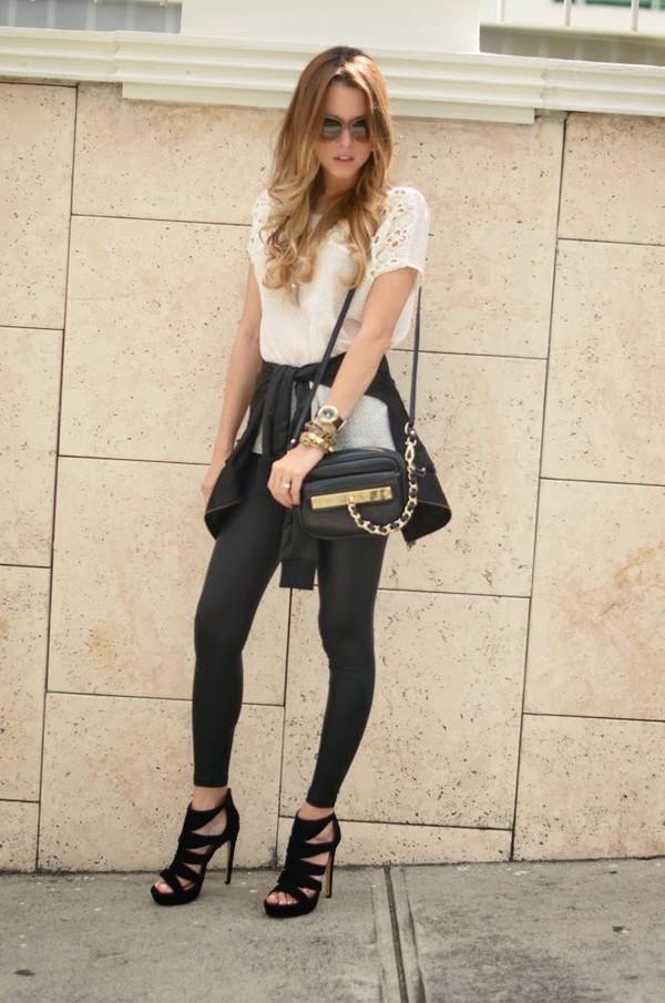 our favourite style t-shirt pants jacket bag shoes sunglasses