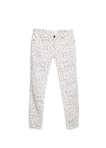 premium - polka-dot trousers