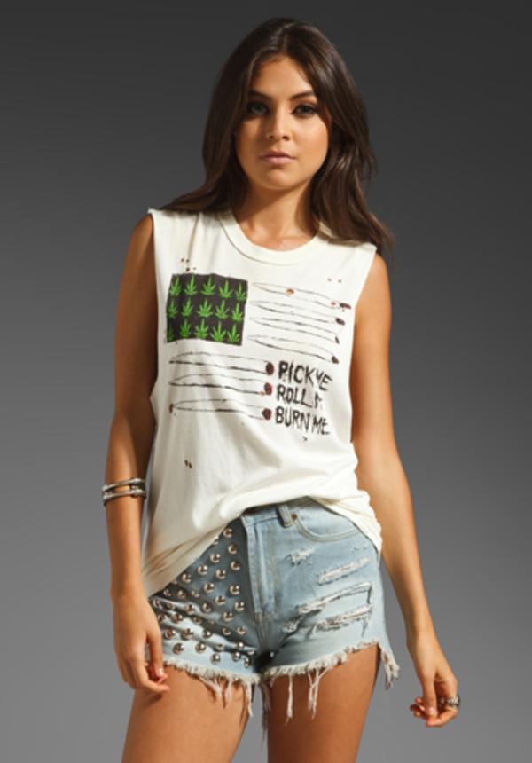 shirt joint top
