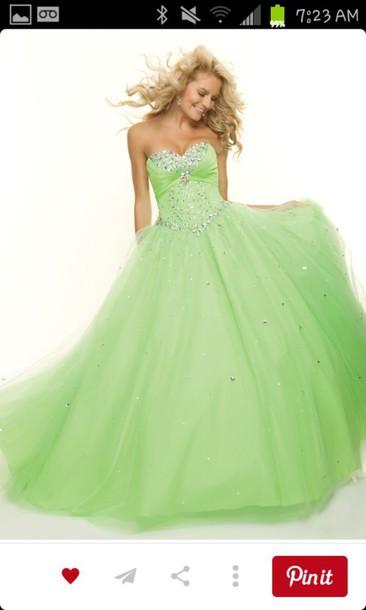 dress becky dress Mori Lee green prom dress