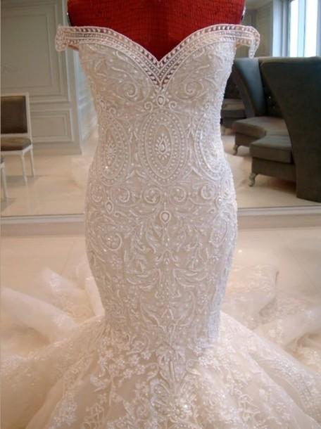 dress michael cinco wedding dress