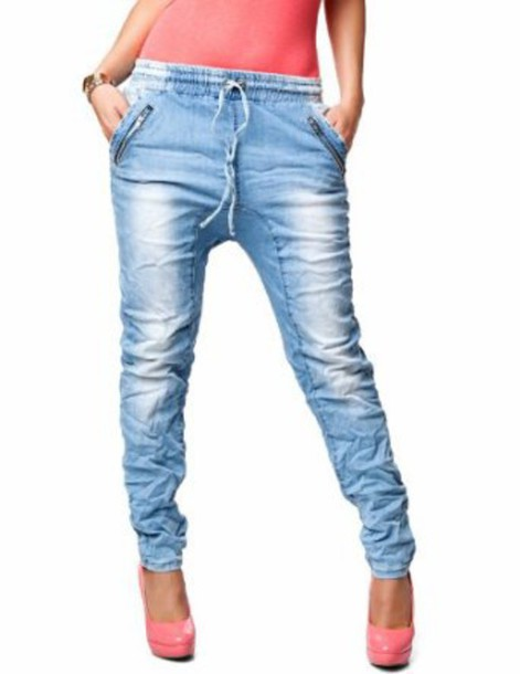 jeans jeans saroual chino d?contract? boho