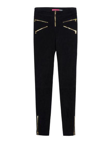 Alice Plus Olivia Leather Pants - Alice Plus Olivia Leatherwear Women - thecorner.com