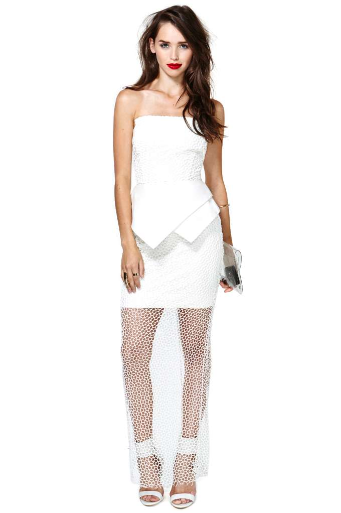 Shakuhachi Gianna Dress in  Clothes Dresses at Nasty Gal