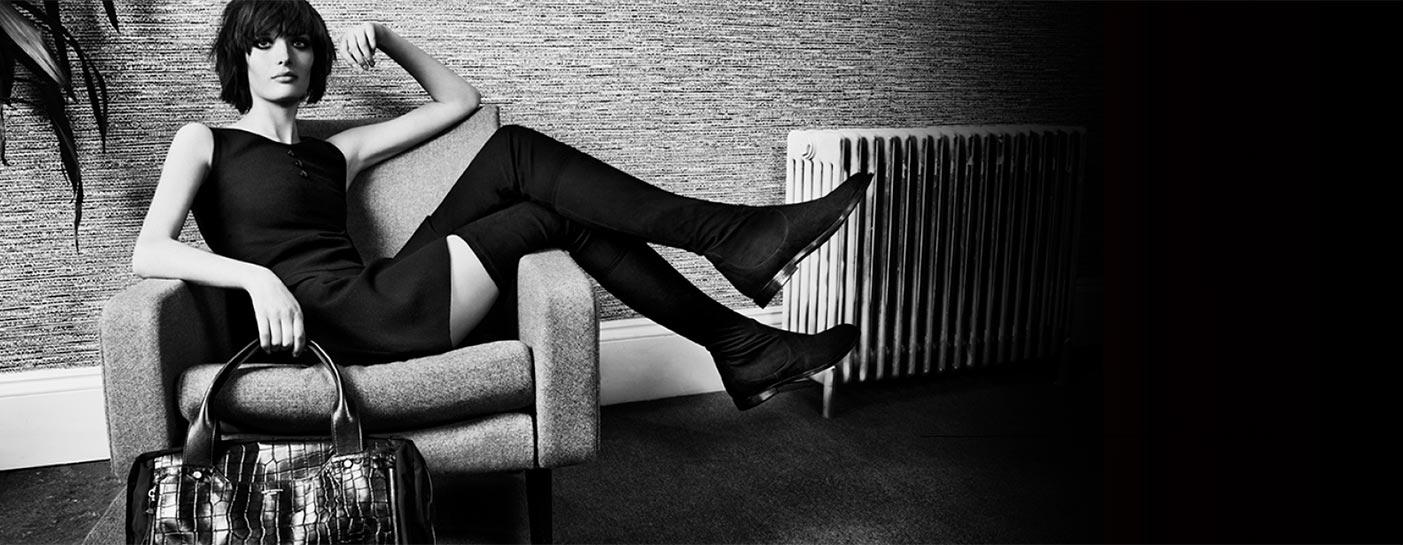 Kurt Geiger |  Designer Shoes, Boots, Courts, Bags & Accessories