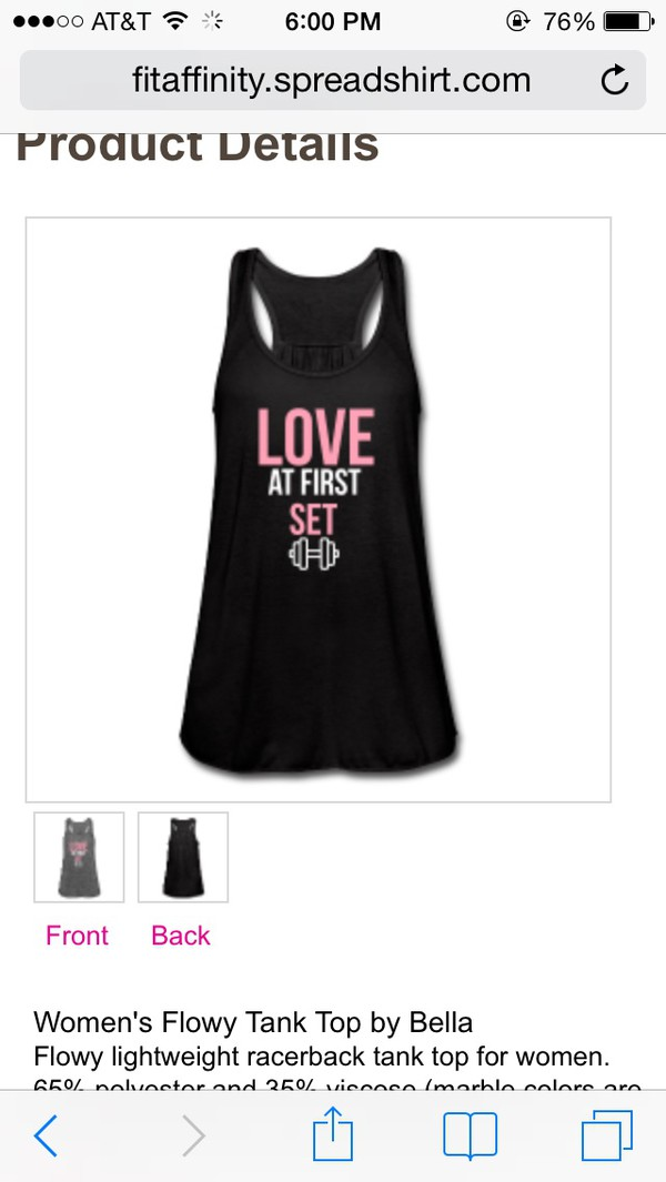 tank top workout top fitness fitness