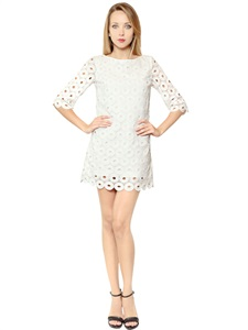 DRESSES - LA CAMICIA BIANCA -  LUISAVIAROMA.COM - WOMEN'S CLOTHING - SPRING SUMMER 2014