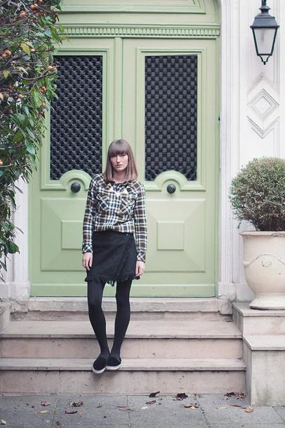 summer crush blogger shirt skirt jewels shoes