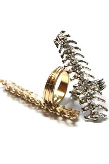 Chic Punk Keel Ring [FUBJ00114]- US$11.99 - PersunMall.com