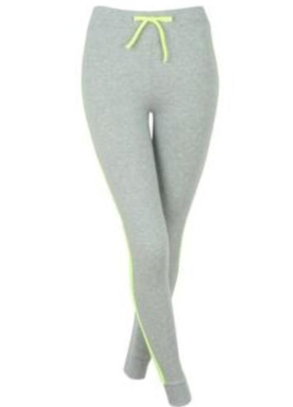pants sweatpants slim fit grey sweatpants casual pants