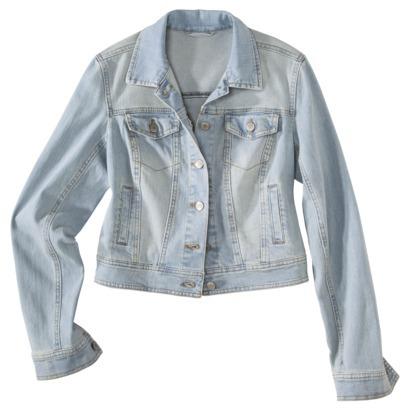 Mossimo Supply Co. Longsleeve Denim Jacket - Ass... : Target
