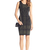 Cairo Super Stretch Detail Knit Dress | Dresses by DVF