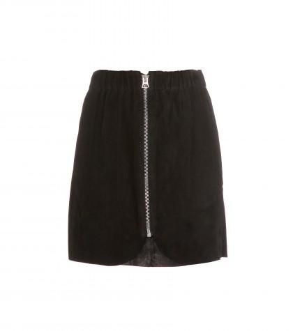 mytheresa.com -  Mina suede skirt  - Short - Skirts - Clothing - Luxury Fashion for Women / Designer clothing, shoes, bags