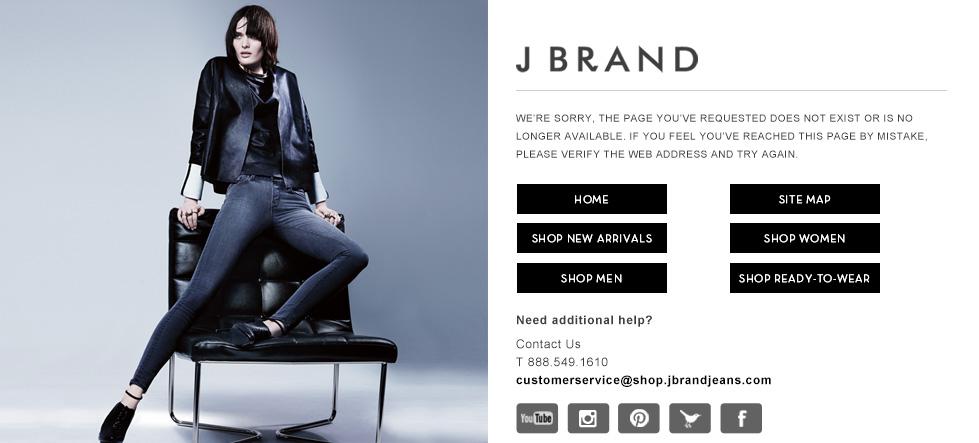 J Brand - 404