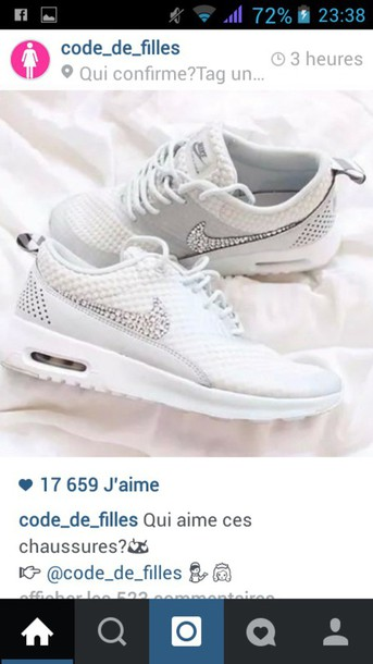 shoes blanche