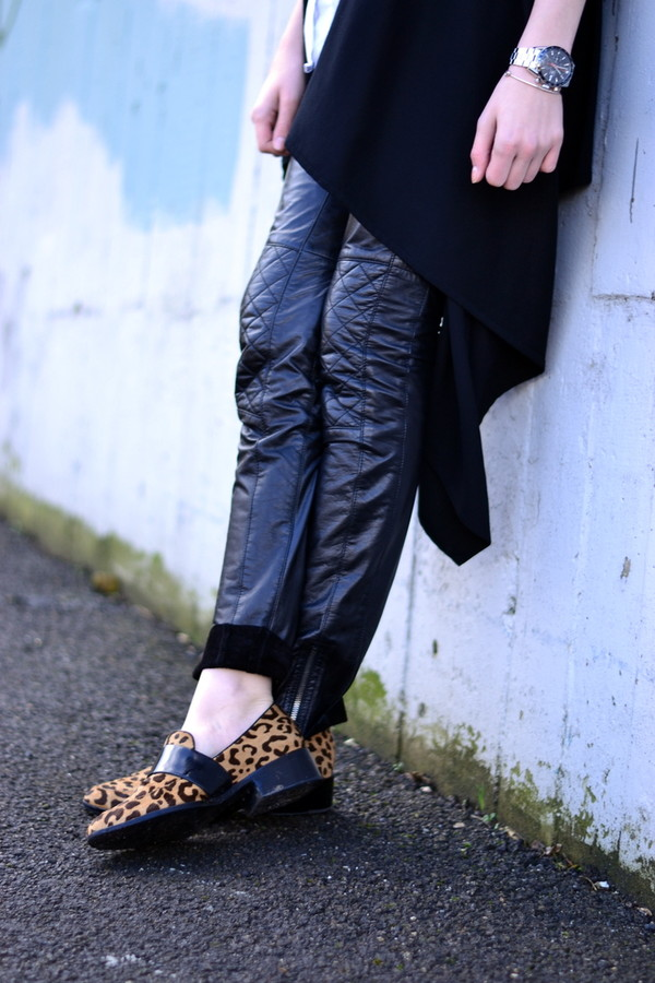 shot from the street pants shirt hat shoes