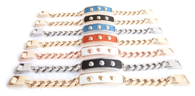 ID Bracelet - More Colors - As seen on The TODAY SHOW, Actress and Musician Hayley Kiyoko!