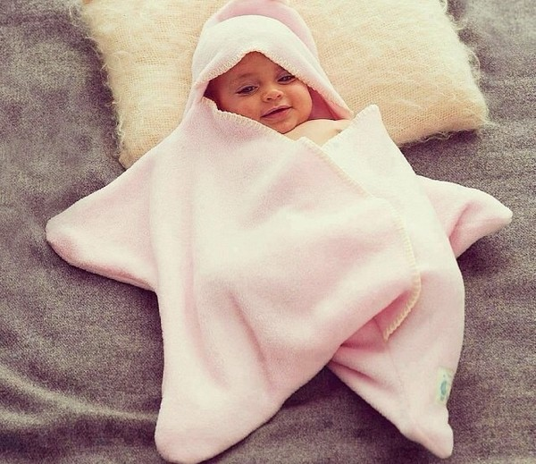 underwear baby pink polar towel cute thing girl