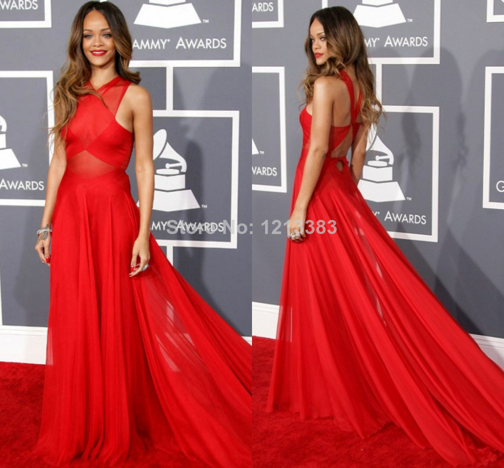 Aliexpress.com : Buy New Popular Spaghetti Straps Elie Saab Pageant Dresses Sexy Red Carpet Dresses See Through Prom Dresses 2013 Long from Reliable carpet tiles for stairs suppliers on Clover Dresses