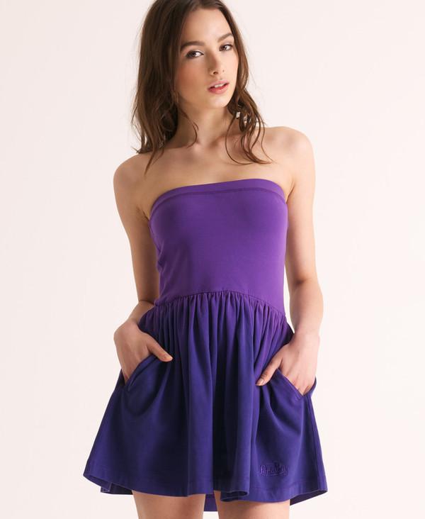 dress superdry dip dye dress