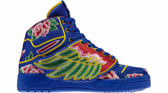 Eason Chan x adidas Originals by Jeremy Scott JS Wings | Sole Collector