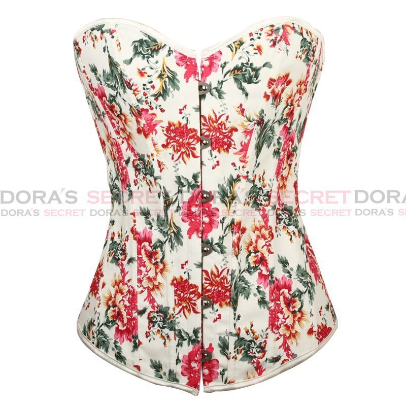 Dora's Secret Oxford 8 Colors Bustier Sexy Woman Elegance Floral Lace Strapless Corset Tops S,M,L,XL,XXL G string Free Shipping-in Bustiers & Corsets from Apparel & Accessories on Aliexpress.com