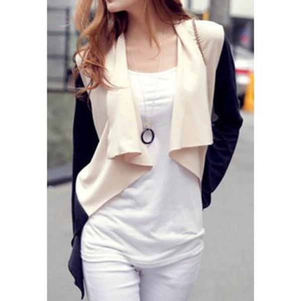 coat fashion clothes top