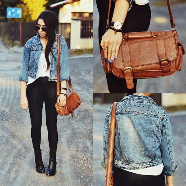 jacket clothes bag